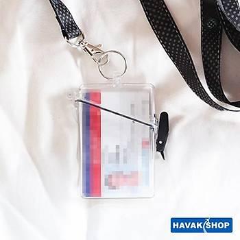 ID Kart Kabý Koruma Kilitli