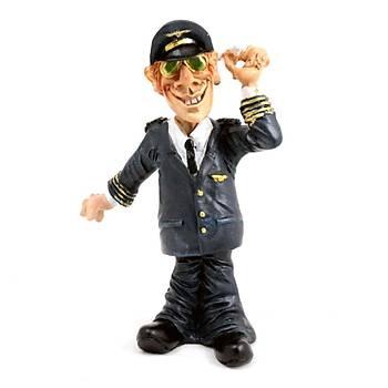 Uçak Atan Pilot Biblo