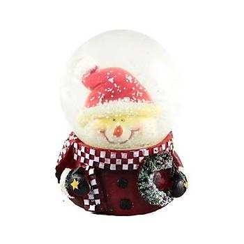 Kar Küresi Noel Baba