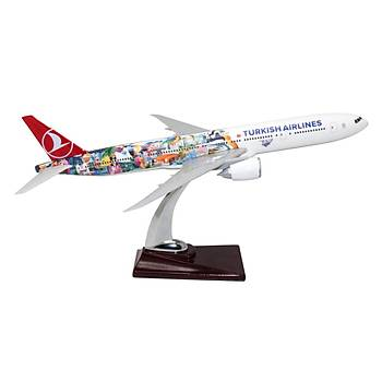 Boeing 777-300 Miami - Ýstanbul