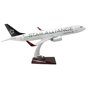 Star Alliance 737 800 1/100