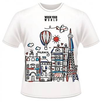 France T-Shirt TK Collection