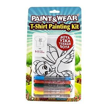 Paint&Wear T-Shirt Painting Kit