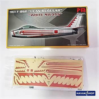 F-86E Uçan Kuðular