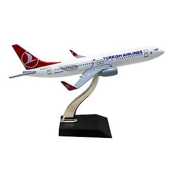 Maket Uçak B 737-800 1/250 TK Collection