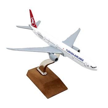 Maket Uçak Boeing 777- 300 1 /500 TK Collection