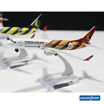 Galatasaray Maket Uçak B737 800 1/250 TK Collection