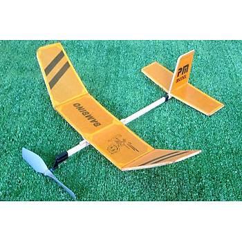 Bambino Lastik Motorlu Model Uçak