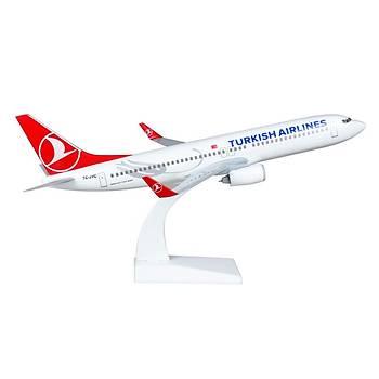 Maket Uçak B 737-800 1/100 TK Collection