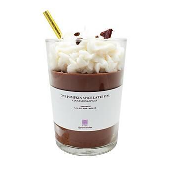 Çikolatalý Aromatik Smoothie Mum