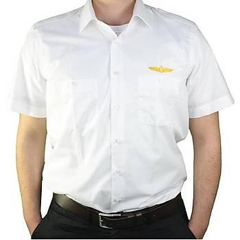 Pilot Gömleði Kýsa Kollu