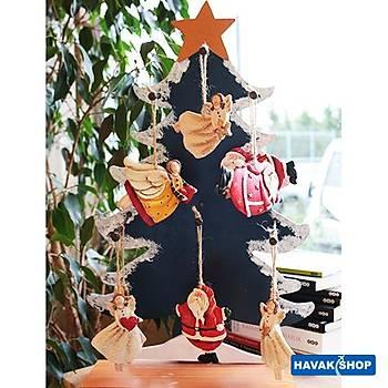 Noel Baba Aðaç Süsü