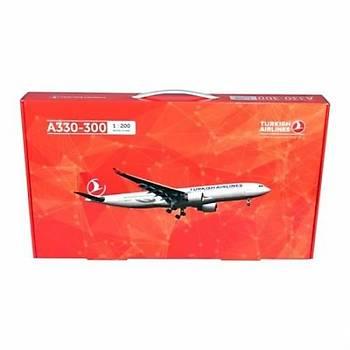 Maket Uçak A 330/300 1/200  TK Collection