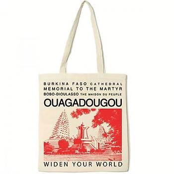 Ouagadougou Çanta TK Collection