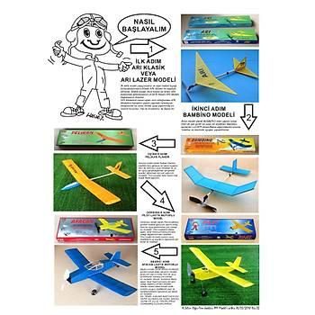 Pelikan Model Planör