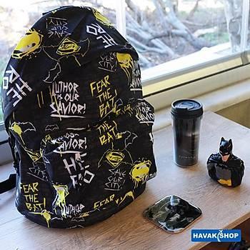 Batman v Superman Hero Sırt Çantası
