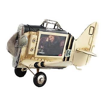 Uçak Maketi Fotoğraf Çerçevesi