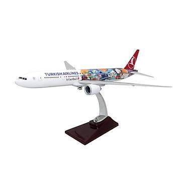 Boeing 777-300 Miami - İstanbul