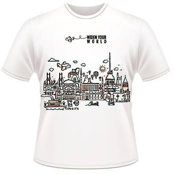 Turkey T-Shirt TK Collection