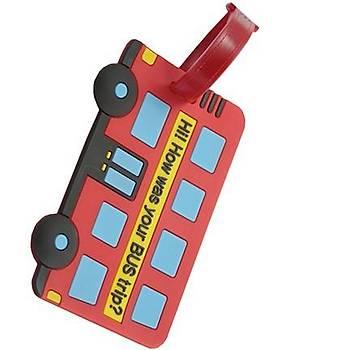 Valiz Etiketi Otobüs