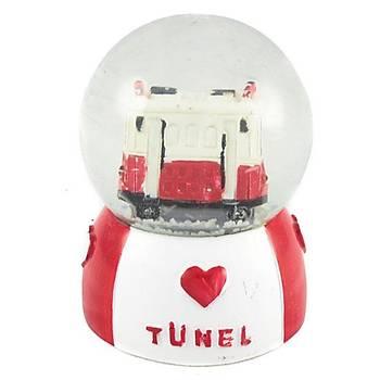 Kar Küresi Taksim Tünel