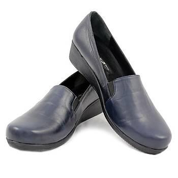 Hostes Ayakkabısı Lastikli Babet