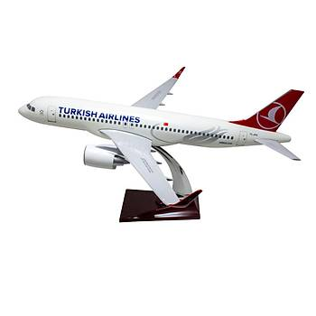 Airbus 320 1/100 metal uçak maketi TK COLLECTÝON