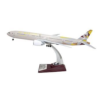 Etýhad Boeing 777-300 Er 1/200 Ölçek Ýniþ Takýmlý