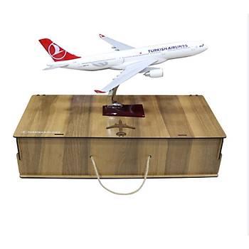 TK COLLECTÝON A330-300 1/100 MODEL UÇAK