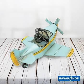 Metal Maket Uçak