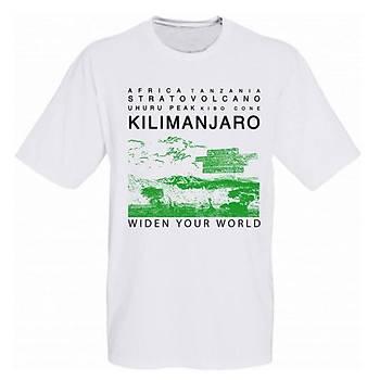 Kilimanjaro T-Shirt TK Collection
