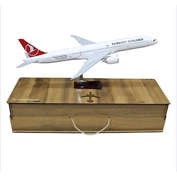 TK Collection B777-300 1/100 Model Uçak