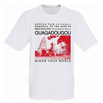 Ouagadougou T-Shirt TK Collection