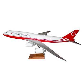 BOEÝNG 747-8 TC-TRK