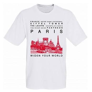 Paris T-Shirt TK Collection