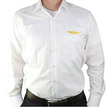 Pilot Gömleði Uzun Kollu