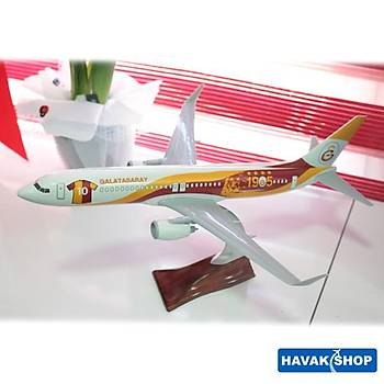 Galatasaray Maket Uçak B/737/1/100