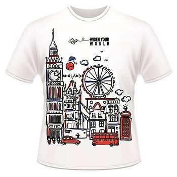 England T-Shirt TK Collection