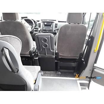 Hyundai H350 Orta Bölmeli Hostes Koltuk - Bardaklýklý