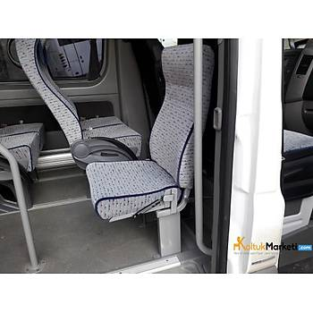 Sprinter 2015-2016 Full Paket Ayaklý Hostes Rehber Koltuk