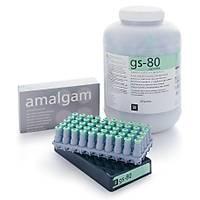 SDI GS-80 5 Lik Kapsül Amalgam %40 Gümüþ 50 Adet