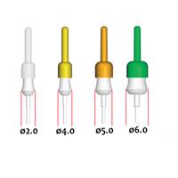 Mega Dental Fibersite Fiber Post Refil 10'lu