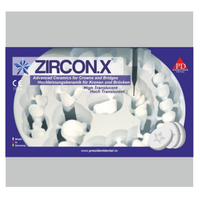 President Dental Zircon.X Zircon Blok