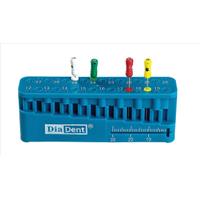 Diadent File Measure Set Plastik Endo Metre
