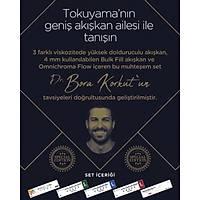 Tokuyama Flowable Smart Selection Bora Korkut Edition Akýþkan Kompozit Set