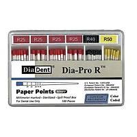Diadent Dia-Pro R Reciproc Paper Points