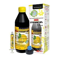 Cerkamed Citric Acid %40 Kanal Yýkama Solüsyonu 200g