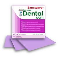 Sanctuary Dental Latexsiz Mor Rubberdam