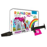 Cerkamed Rainbow Flow Renkli Kompozit