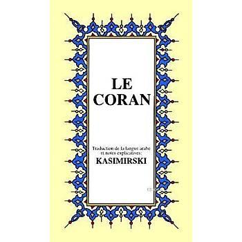 Le Coran (Fransýzca Kuraný Kerim Meali) Cep Boy